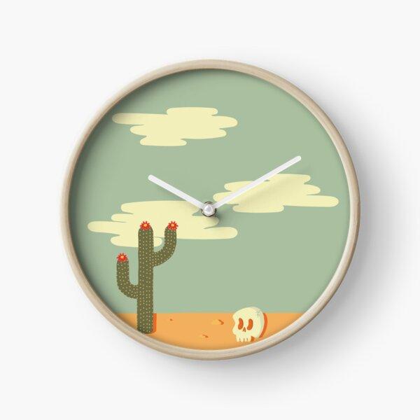 Desert Wasteland Clock