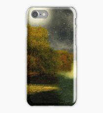 Moonlight in the Berkshires iPhone Case/Skin