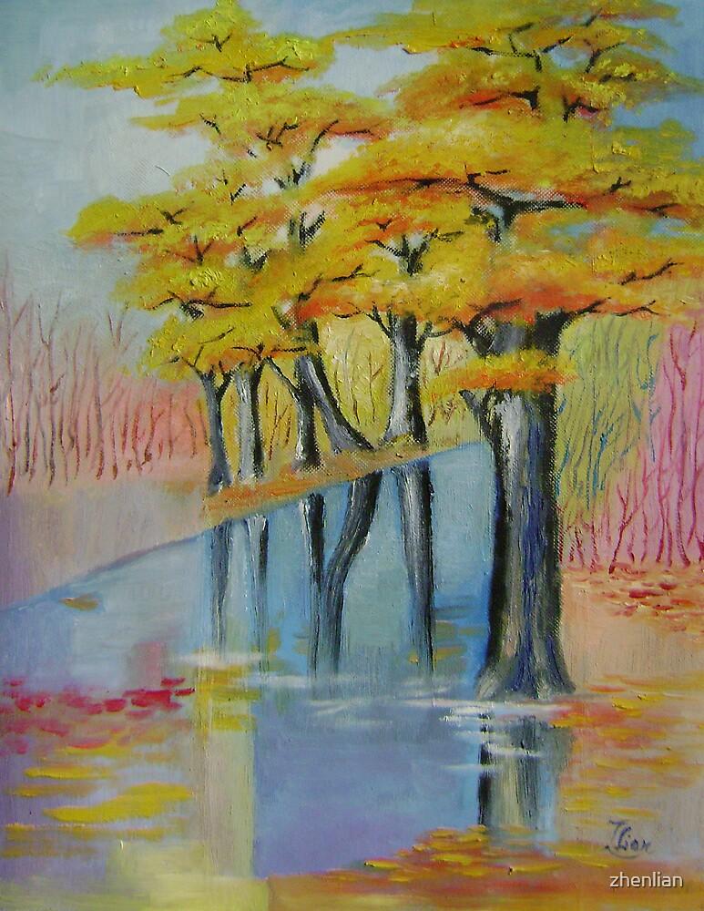Autumn by zhenlian