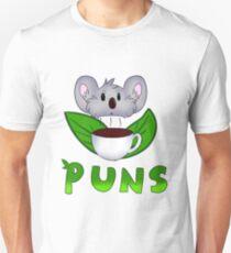 Koala Tea Puns Unisex T-Shirt