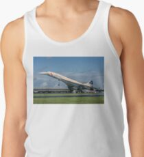 Concorde 102 G-BOAB landing at Farnborough Tank Top