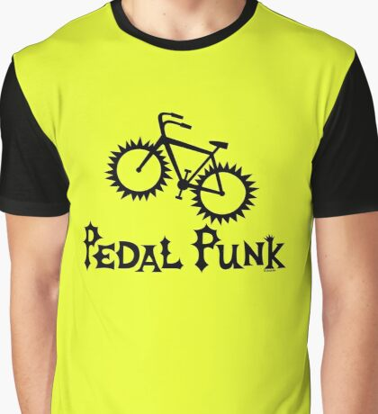 Pedal Punk  Graphic T-Shirt