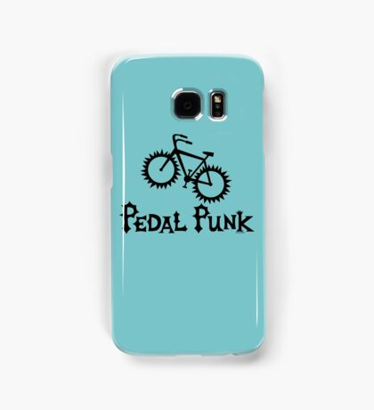 Pedal Punk  Samsung Galaxy Case/Skin