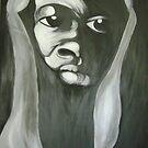 Negro Man by Samantha Harlow-Black