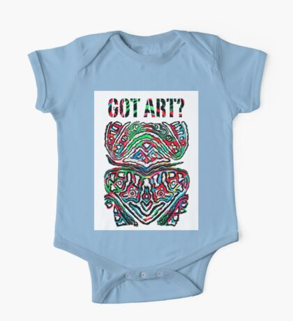 Got Art - Santa Cruz Kids Clothes