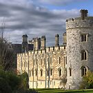 Chimneys High at Windsor by Larry Lingard-Davis