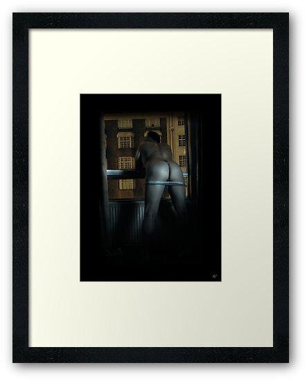 A London Bum by Paul Vanzella