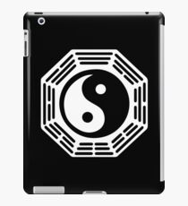 Dharma Yin Yang (Lost TV Show) iPad Case/Skin