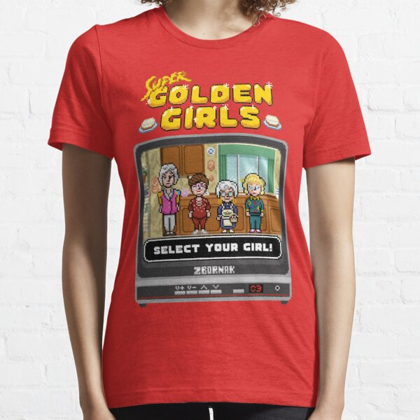 Golden Girls: The Video Game Essential T-Shirt