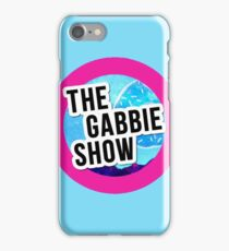 The Gabbie Show End Screen Logo iPhone Case/Skin