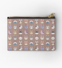 Animal Crossing Cats Studio Pouch