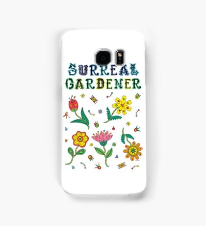 Surreal Gardener Samsung Galaxy Case/Skin