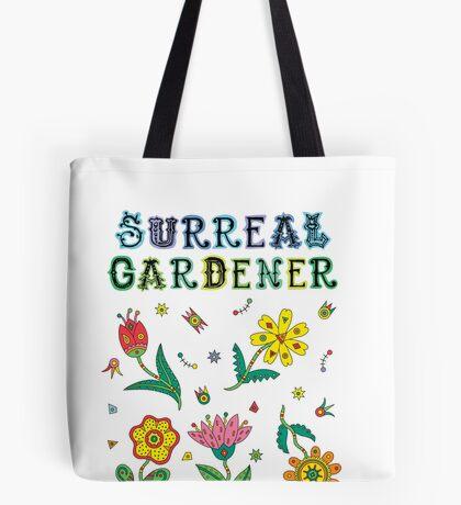 Surreal Gardener Tote Bag