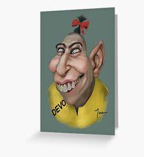 Pinhead 02 Greeting Card