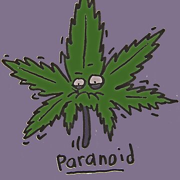 Sweet Leaf - Paranoid by sensameleon