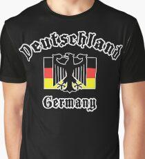 Deutschland Germany Graphic T-Shirt