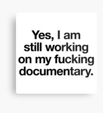 The most essential gear for the documentary filmmaker Metal Print