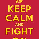 USC Fight On (Classic)  by ShopGirl91706