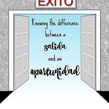 Bilingual Spanish Teacher Art | ESL Teacher Art by Perspectvas