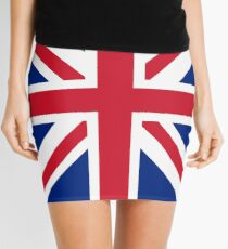 Flag: United Kingdom Mini Skirt