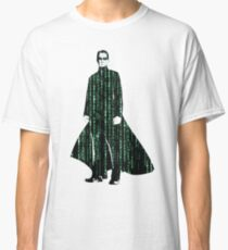 The Matrix - Mr Anderson Classic T-Shirt