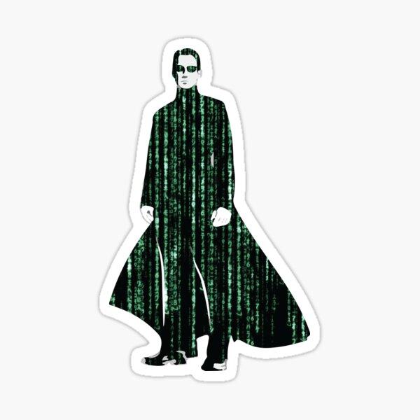 La matriz - Mr Anderson Pegatina