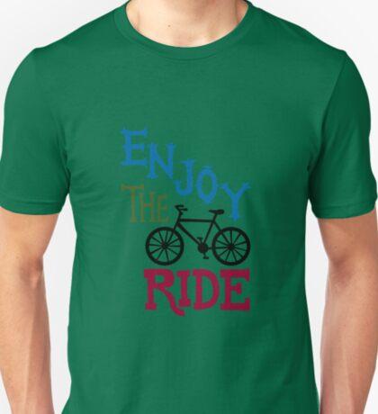 Enjoy the Ride - light T-Shirt