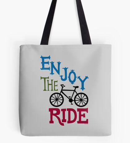 Enjoy the Ride - light Tote Bag