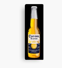 Corona Bottle Canvas Print