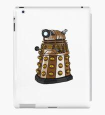 Cute Dalek Cartoon iPad Case/Skin