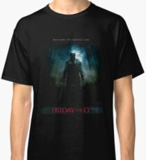 Friday The 13th Movie Poster (2009) Classic T-Shirt