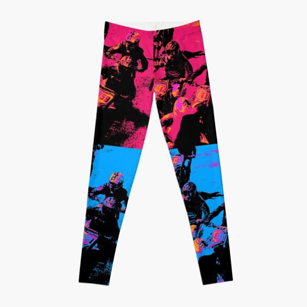 Race Mania Motocross Racers Leggings