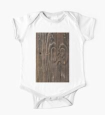 Weathered Wood  One Piece - Short Sleeve