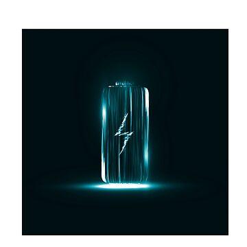 Batería de energía de afremovartist