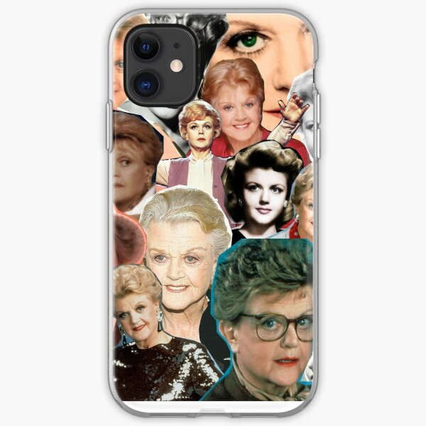 Dial M for Murder She Wrote iPhone Soft Case