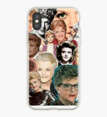 Dial M for Murder She Wrote iPhone Case