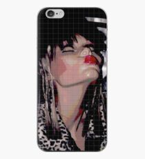 KISSEY FRAU LIPPEN STIFF iPhone Case