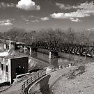 Rock Island and Western Railroad by © Joe  Beasley IPA
