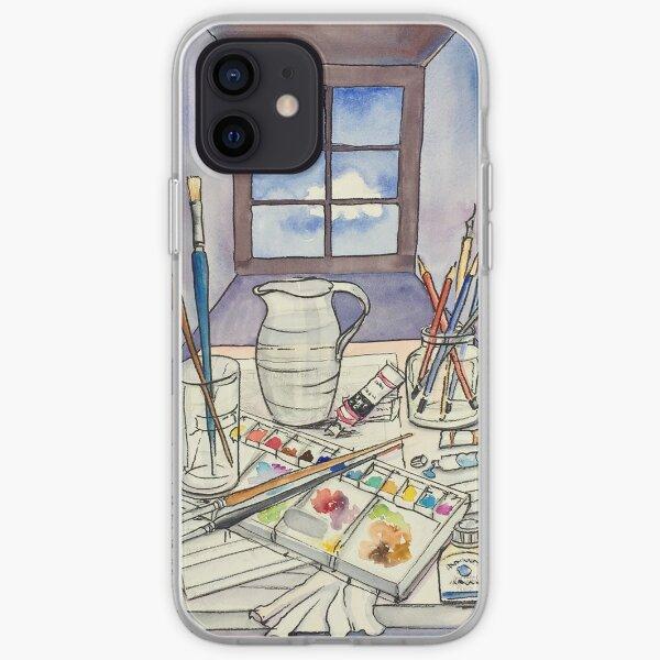Window into Art iPhone Soft Case