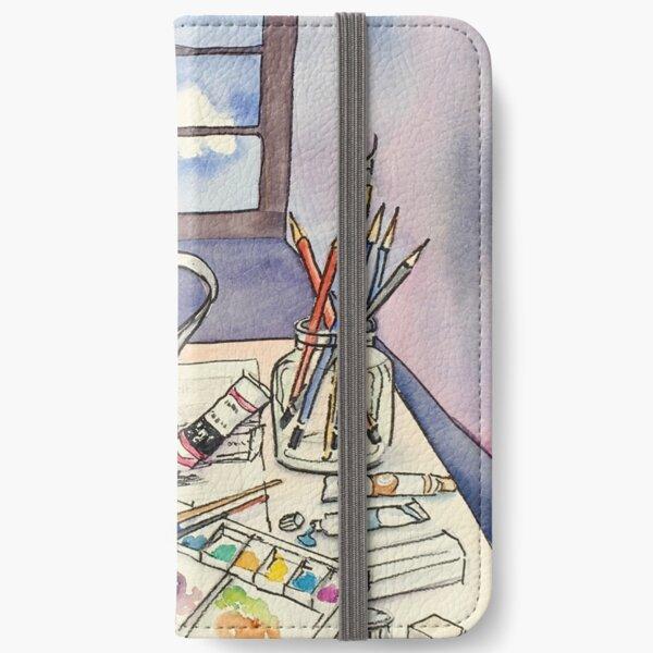 Window into Art iPhone Wallet