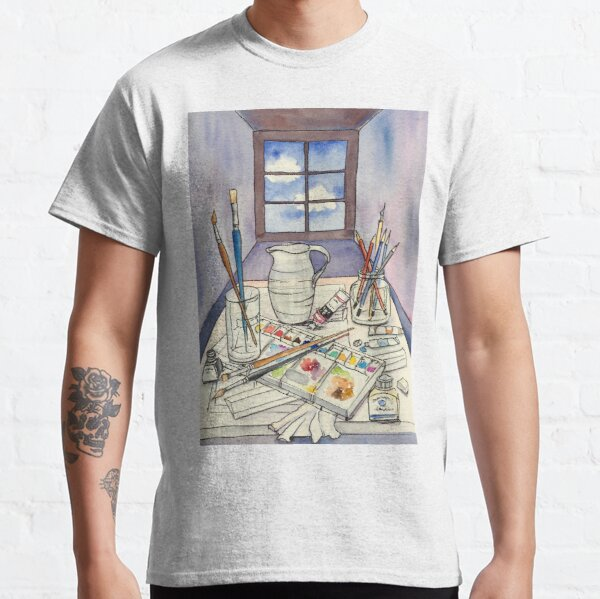 Window into Art Classic T-Shirt