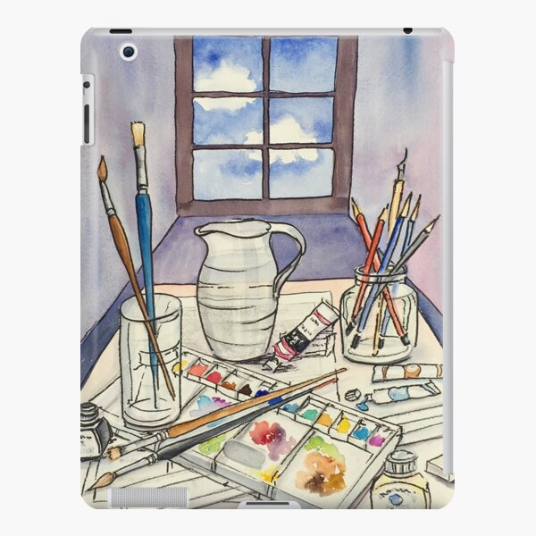 Window into Art iPad Snap Case