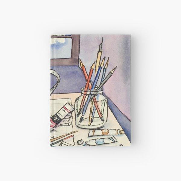 Window into Art Hardcover Journal