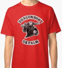 Skyrim - Dragonborn Classic T-Shirt