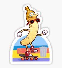 Rad Banana Sticker