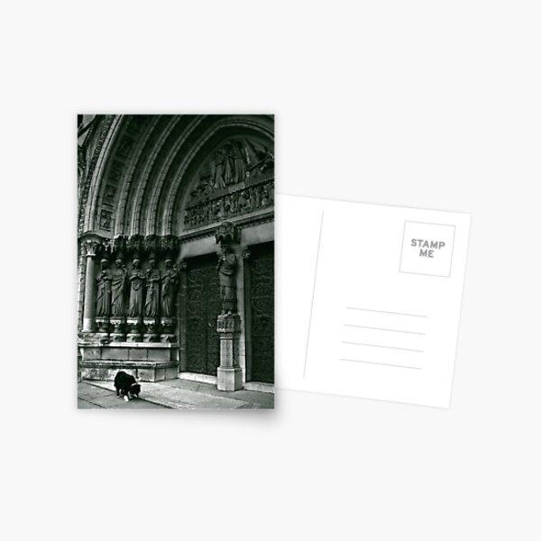 The Keeper Postcard