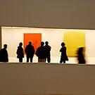 Guggenheim Museum - People by jookboy