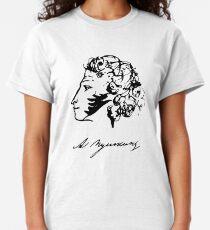 Pushkin - Self Portrait Classic T-Shirt