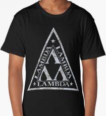 LAMBDA LAMBDA LAMBDA Long T-Shirt