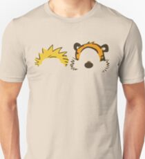 Calvin and Hobbes Pt. 2 Unisex T-Shirt